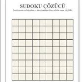 Sudoku Çözücü V1.2 C++ Visual Basic